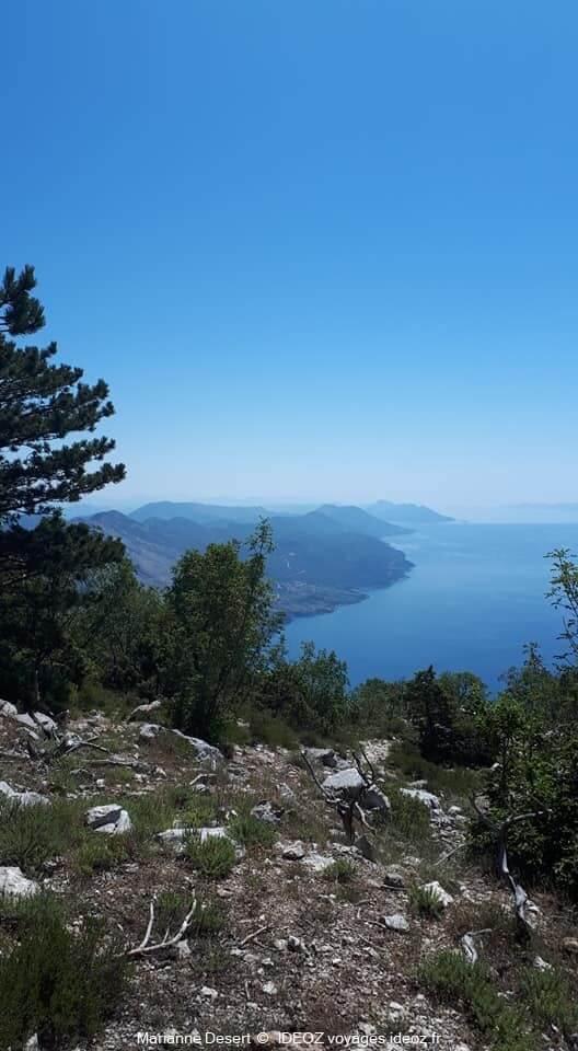 Randonnée jusqu'à Sveti Ilija, le point culminant de la presqu'île de Peljesac 18
