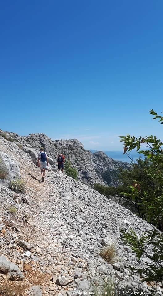 Randonnée jusqu'à Sveti Ilija, le point culminant de la presqu'île de Peljesac 17