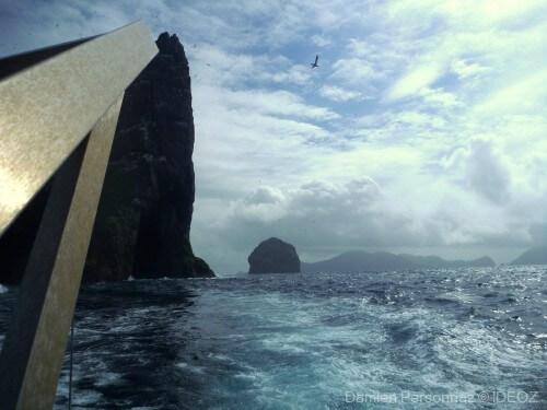 Les derniers hommes de Saint Kilda en Ecosse ; l'île des téméraires 12