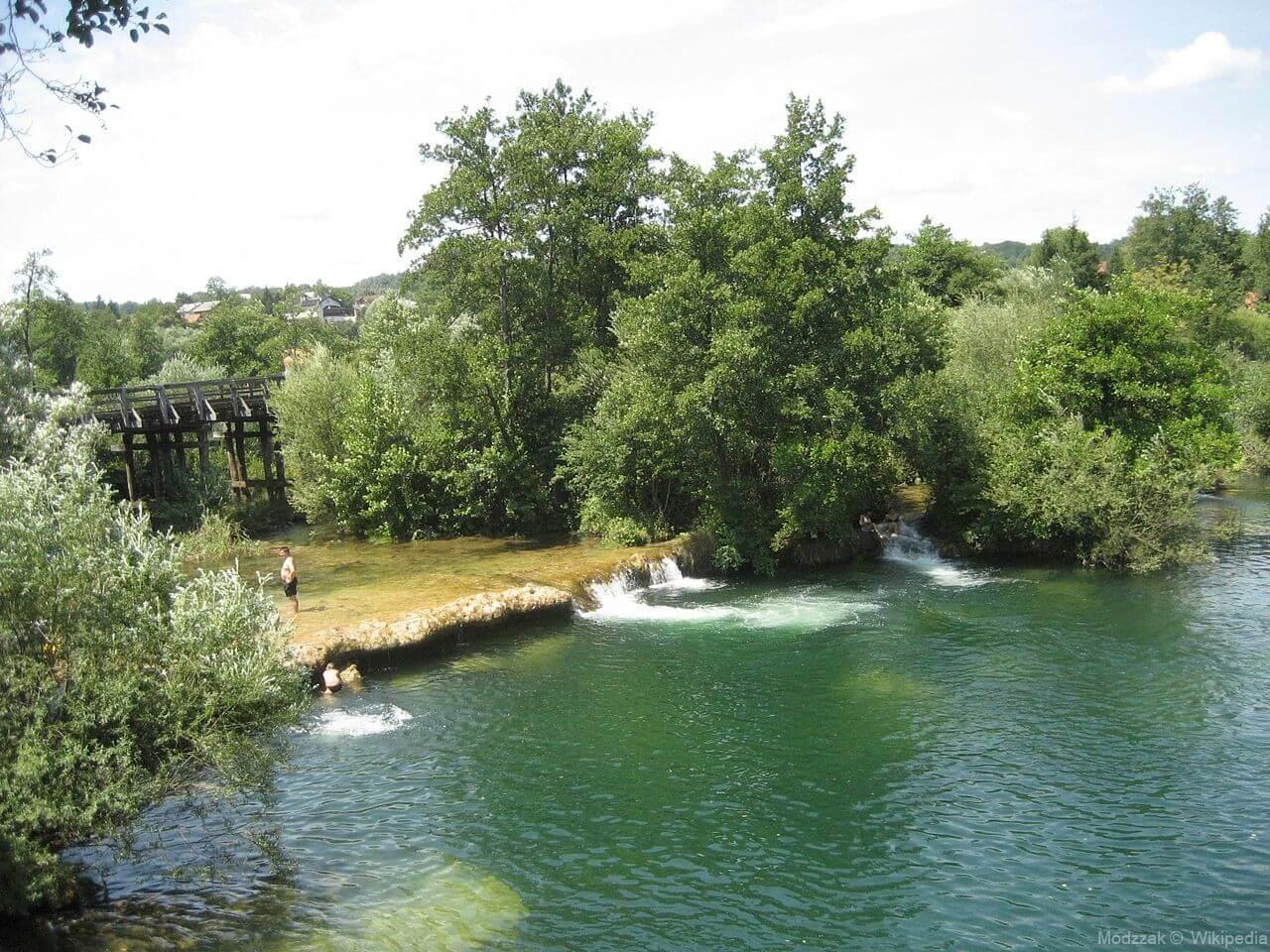 Que faire autour de Plitvice et où se baigner? : Vacances actives en Lika 3