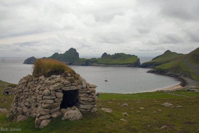 Les derniers hommes de Saint Kilda en Ecosse ; l'île des téméraires 3