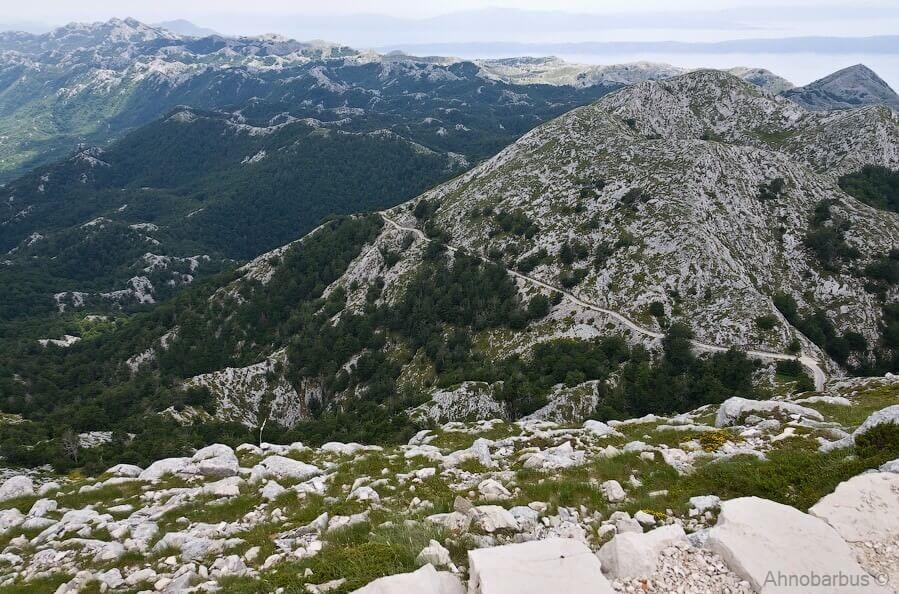 Parc naturel Biokovo : randonnée panoramique magnifique en Dalmatie centrale (Makarska) 2