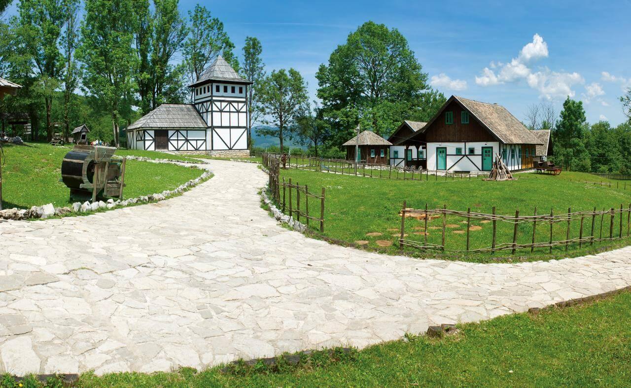 Que voir près du parc de Plitvice? Visites et excursions recommandées 19