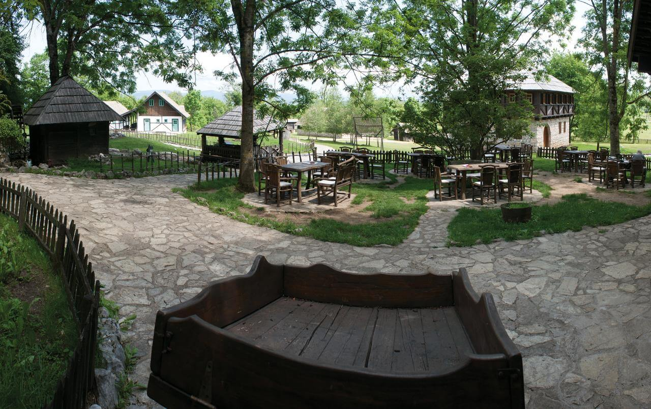Que voir près du parc de Plitvice? Visites et excursions recommandées 21