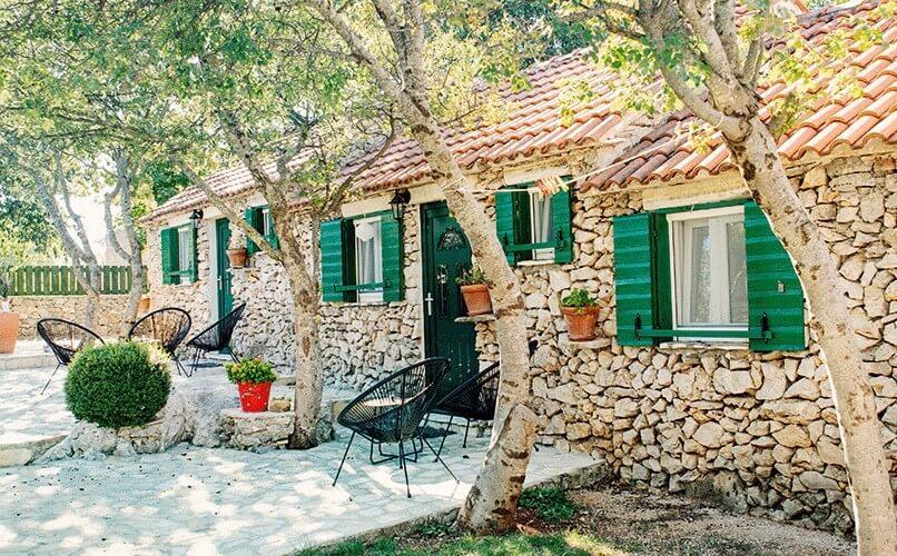 Bonnes adresses d'hébergements et auberges pour visiter la région de Zadar 3