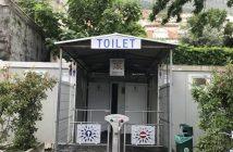 dubrovnik toilettes wc en croatie