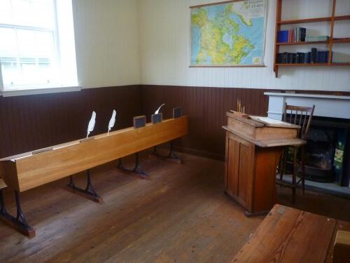 L'école de Saint Kilda (Photo Damien Personnaz)