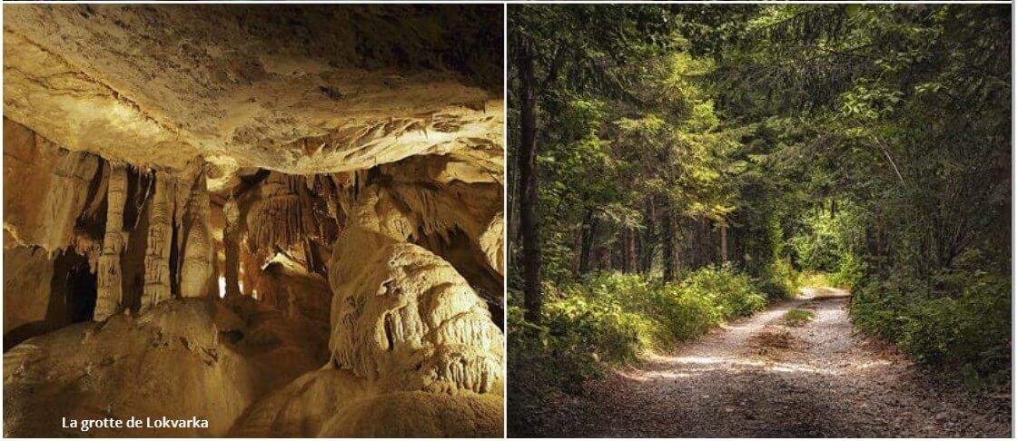 grottes de lokvarka