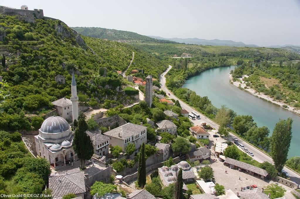 Visiter Mostar, l'âme de la culture ottomane en Bosnie Herzégovine 1