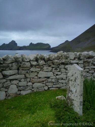 Les derniers hommes de Saint Kilda en Ecosse ; l'île des téméraires 13