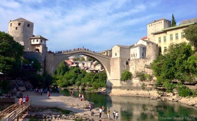Visiter Mostar, l'âme de la culture ottomane en Bosnie Herzégovine 6