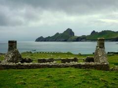 Les derniers hommes de Saint Kilda en Ecosse ; l'île des téméraires 7