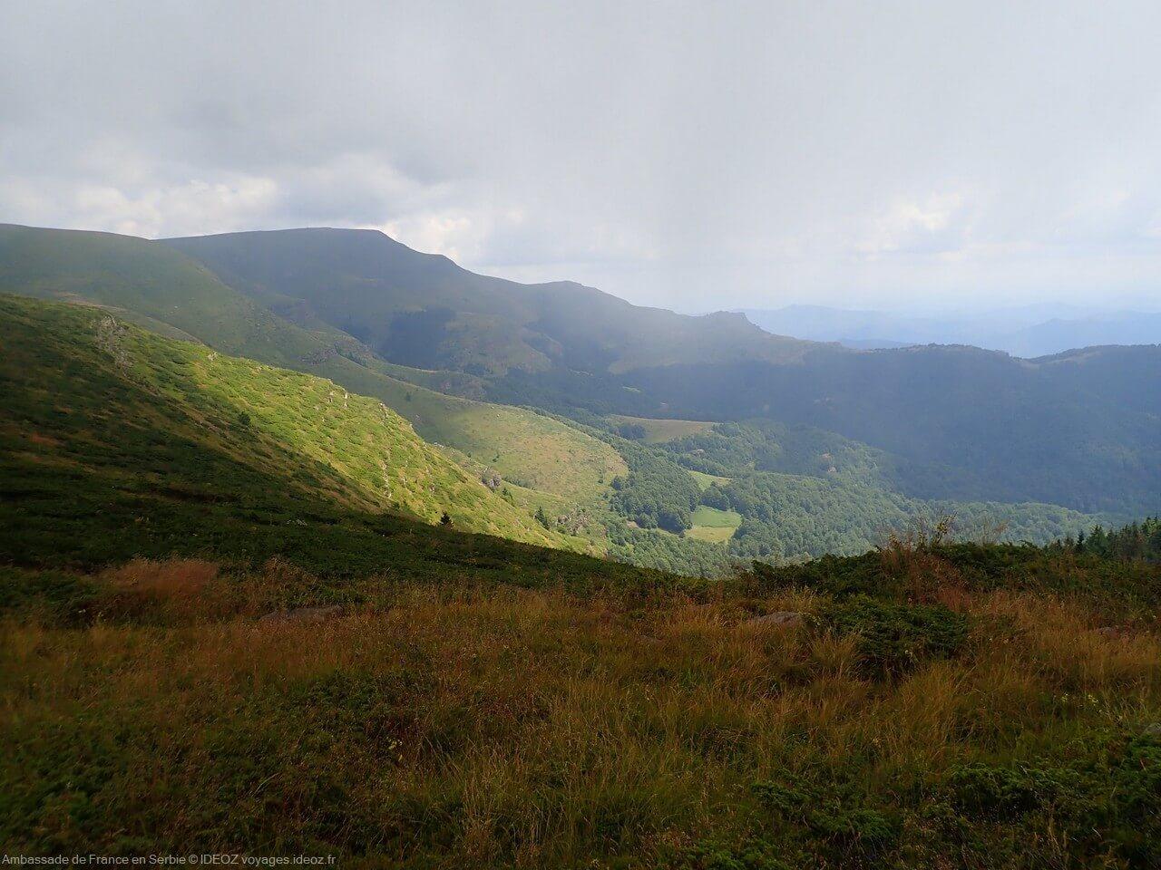 Randonnée à Stara Planina, sur la via dinarica voie verte en Serbie 10