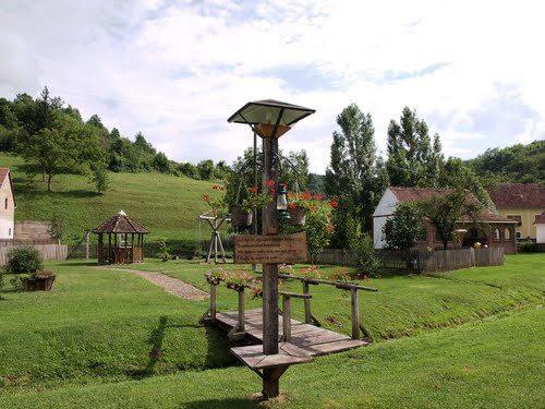 Stara Kapela, ethnovillage traditionnel en Slavonie 16