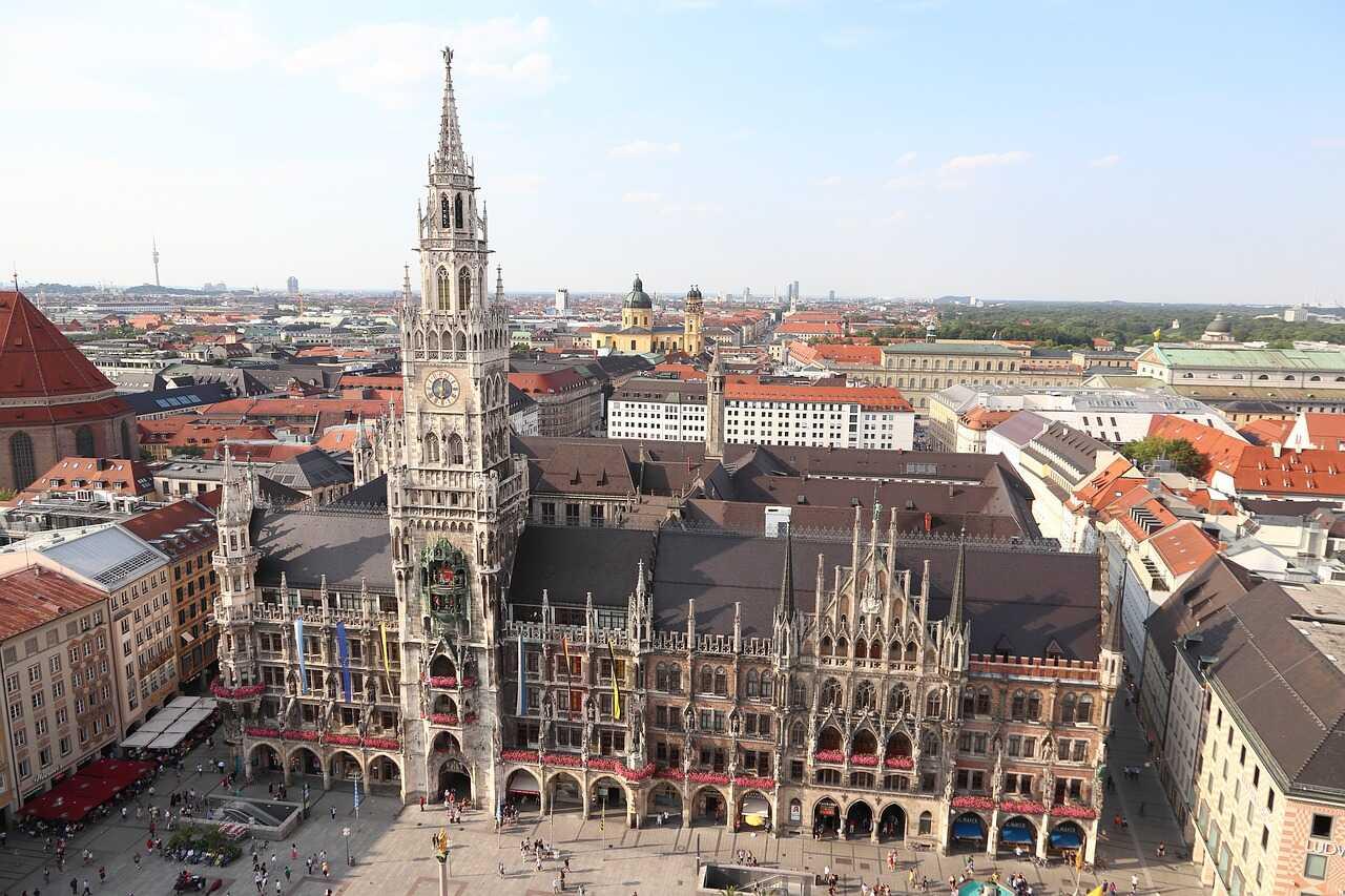 Week end à Munich : que voir et que faire en 2 jours ?