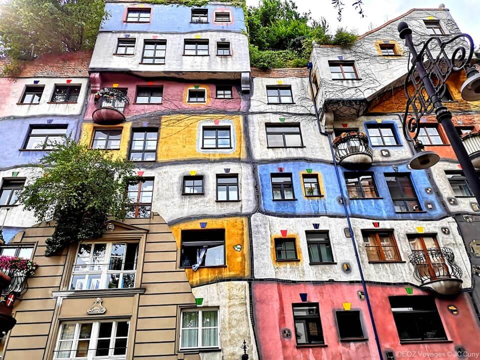 Village Hundertwasser à Vienne