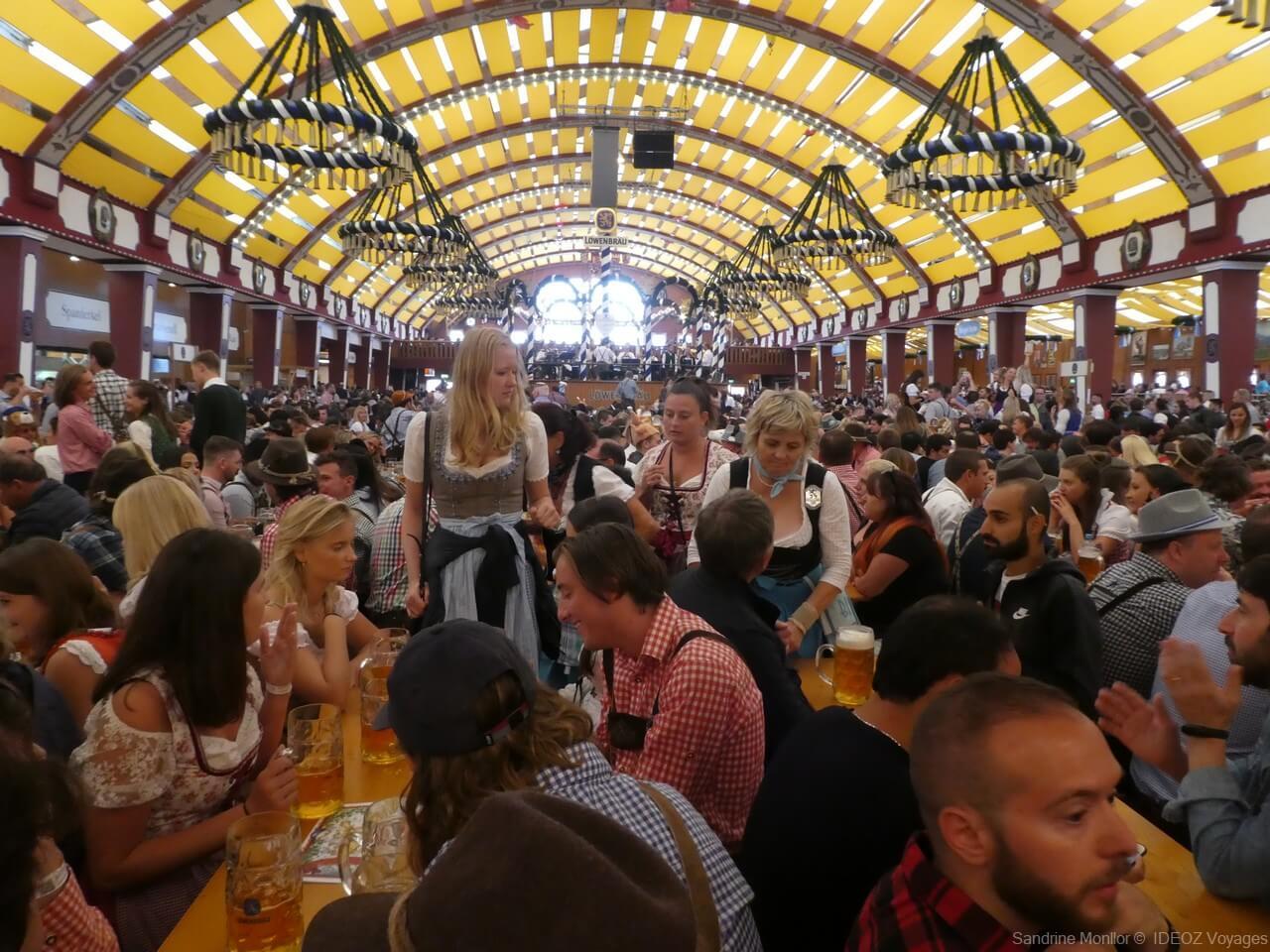 Ma première Fête de la Bière à Munich : un grand Cru d'Oktoberfest en photos 1
