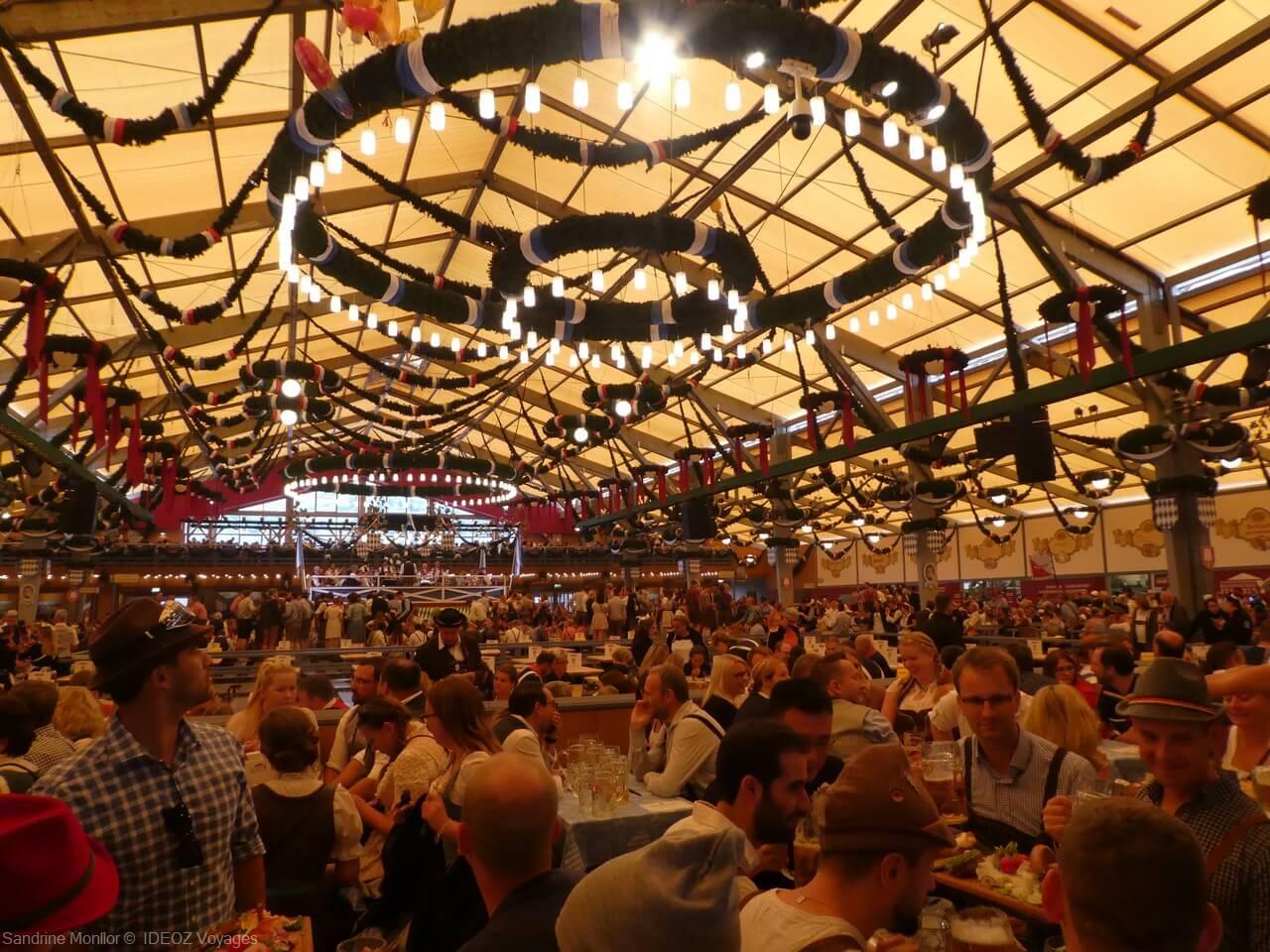 Comment choisir la meilleure tente lors de la fête de la bière de Munich? 5