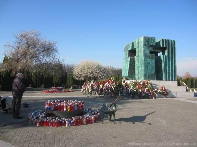 Cérémonie du souvenir de Vukovar : mémoires de guerre en Croatie 1