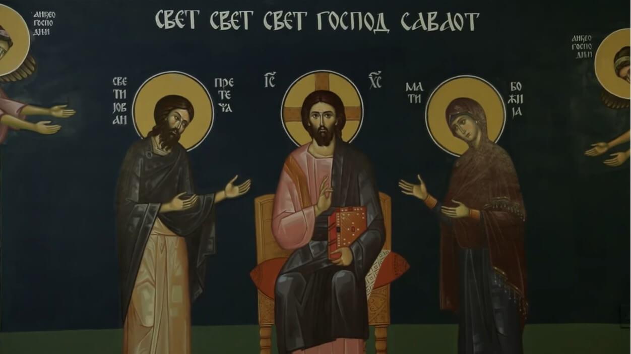 icones du manastir krka