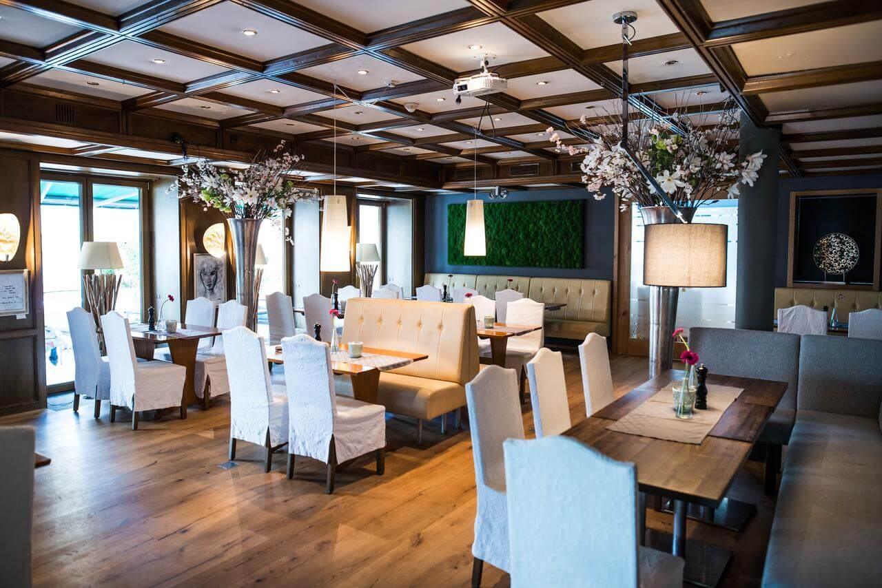 restaurant de l'hôtel Domizil d'Ingolstadt