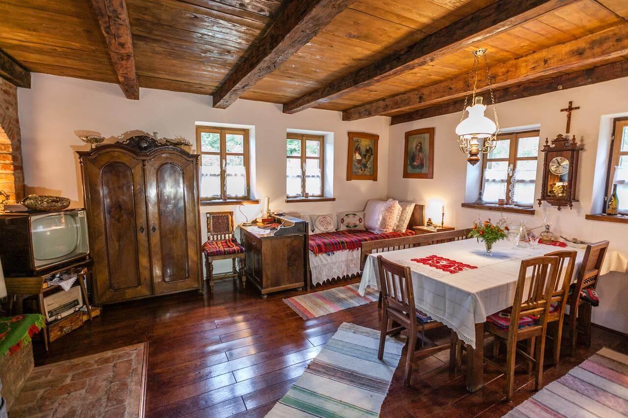 Stara Kapela, ethnovillage traditionnel en Slavonie 22
