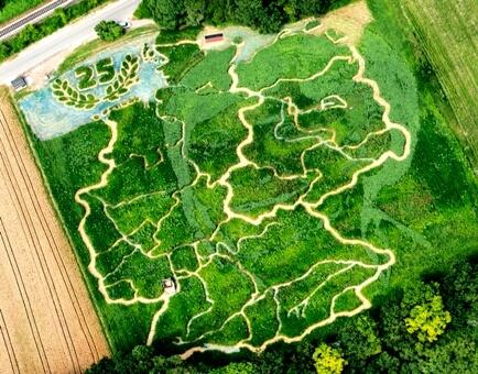 Ammersee : De Andechs à Pähl ; superbe panorama et excursion depuis Munich 1
