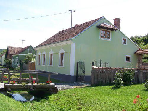 Stara Kapela, ethnovillage traditionnel en Slavonie 18
