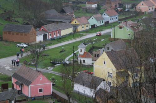 Stara Kapela, ethnovillage traditionnel en Slavonie 1