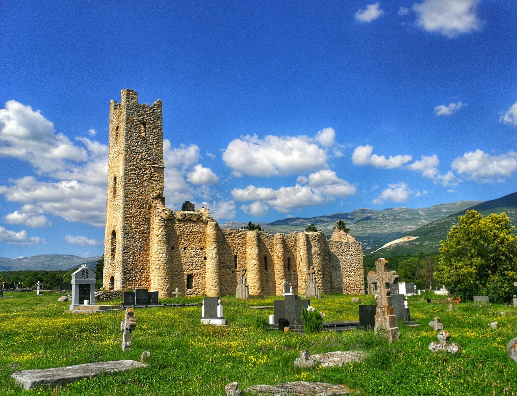 crkva sv. spasa à cetina