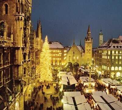 Munich à noel