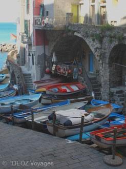 Cinque Terre, la Riviera Ligure du Levant (Voyage Italie) 15