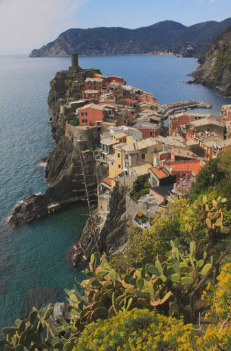 Cinque Terre, la Riviera Ligure du Levant (Voyage Italie) 34