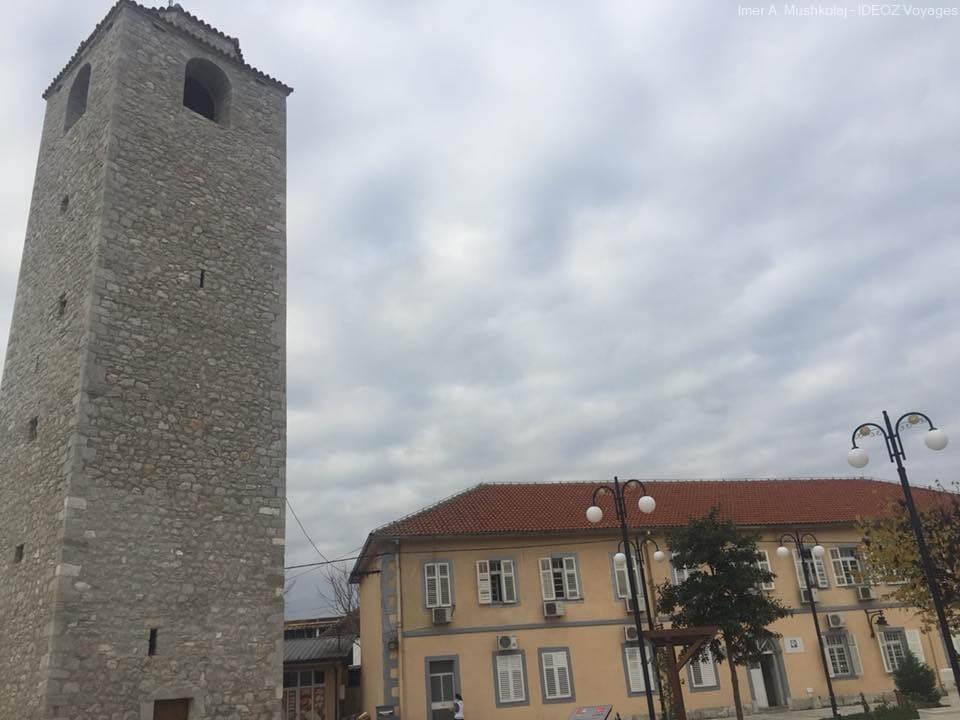 Tour de l'horloge à podgorica