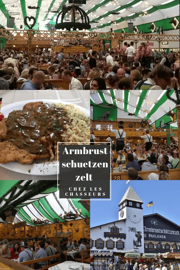 Les tentes d'Oktoberfest à Munich : à chacun son ambiance lors de la fête de la bière! 3