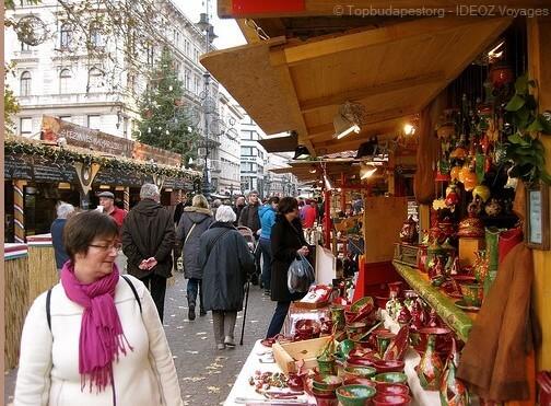 Noël à Budapest : 5 bonnes raisons d'aller à Budapest à Noël 2