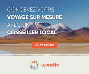 bynativ réseaux d'agences de voyage locales