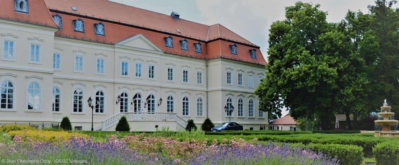 château du parc national de Bükk en hongrie