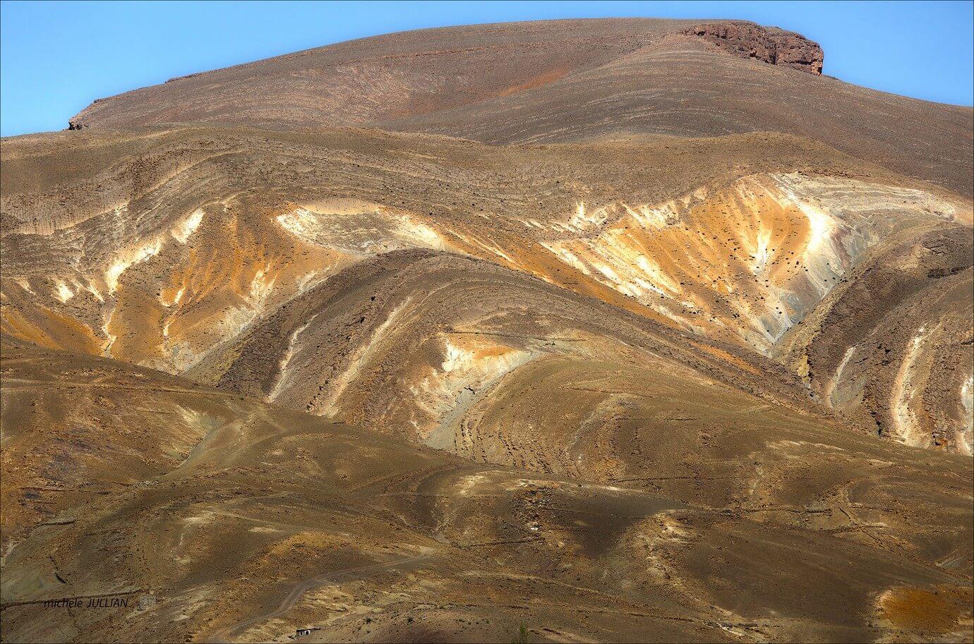 couleurs du maroc en terre berbère