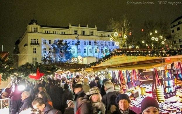 Noël à Budapest : 5 bonnes raisons d'aller à Budapest à Noël 5