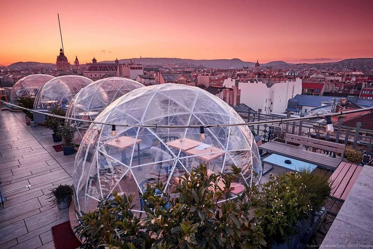 Le meilleur des rooftops à Budapest en hiver
