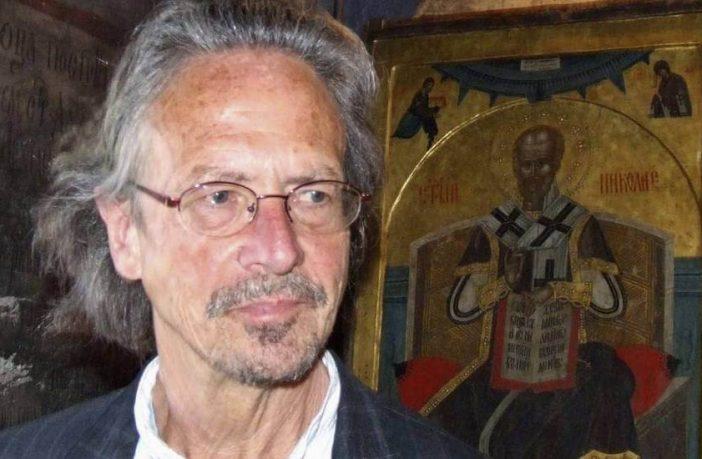 Peter Handke prix nobel de littérature 2019
