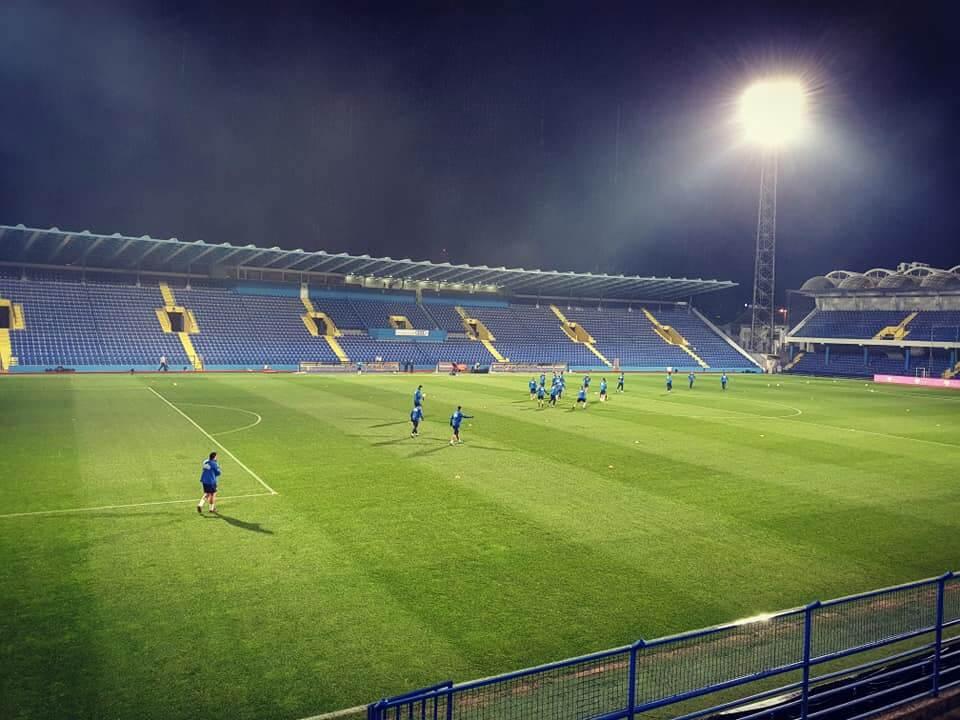 stade de football de podgorica