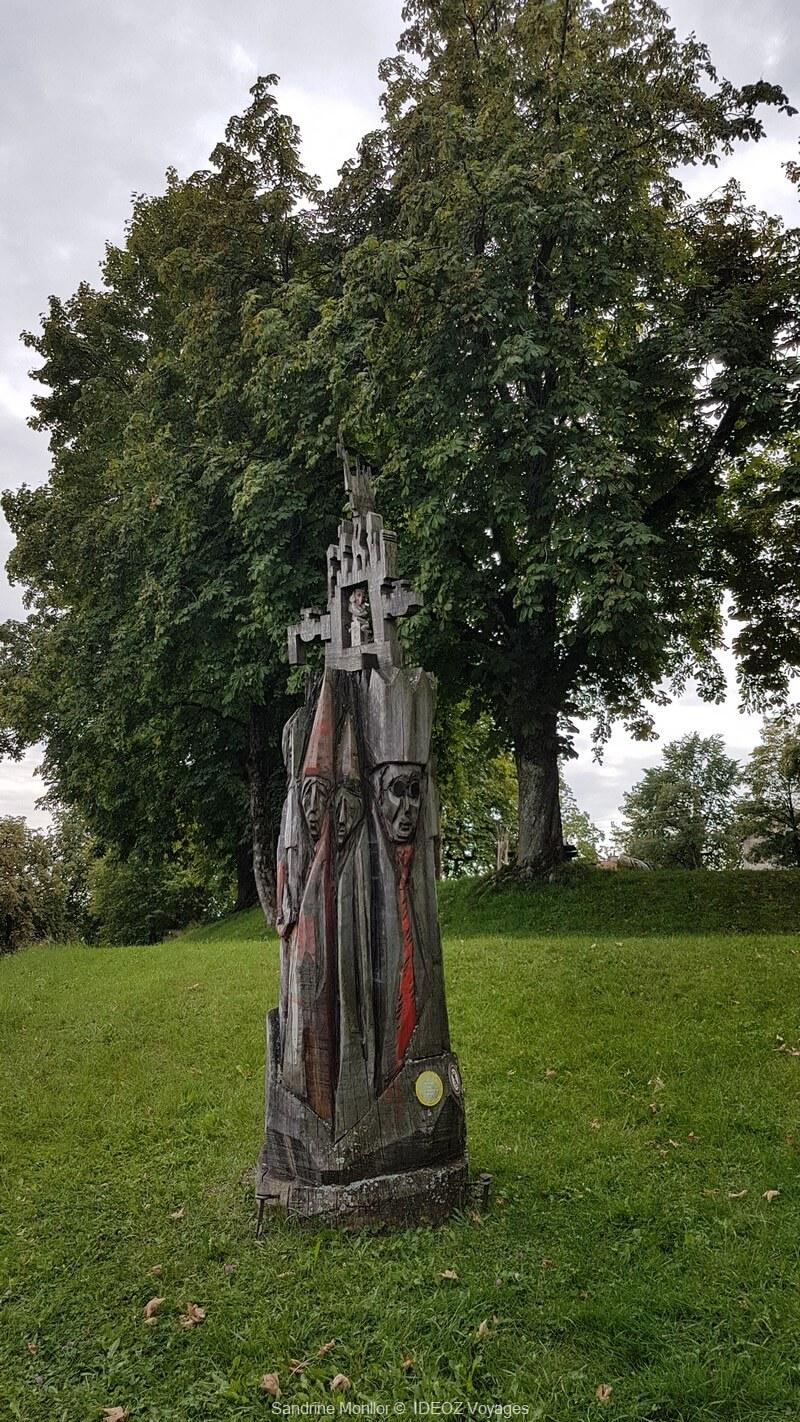 statue des évêques d'andechs