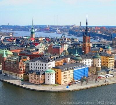 stockholm vieille ville