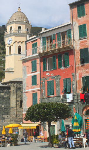 Cinque Terre, la Riviera Ligure du Levant (Voyage Italie) 33