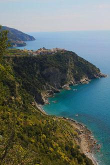 Cinque Terre, la Riviera Ligure du Levant (Voyage Italie) 32