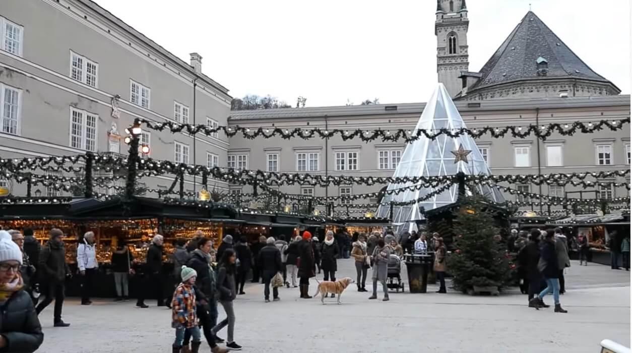 weihnmarkt à salzbourg