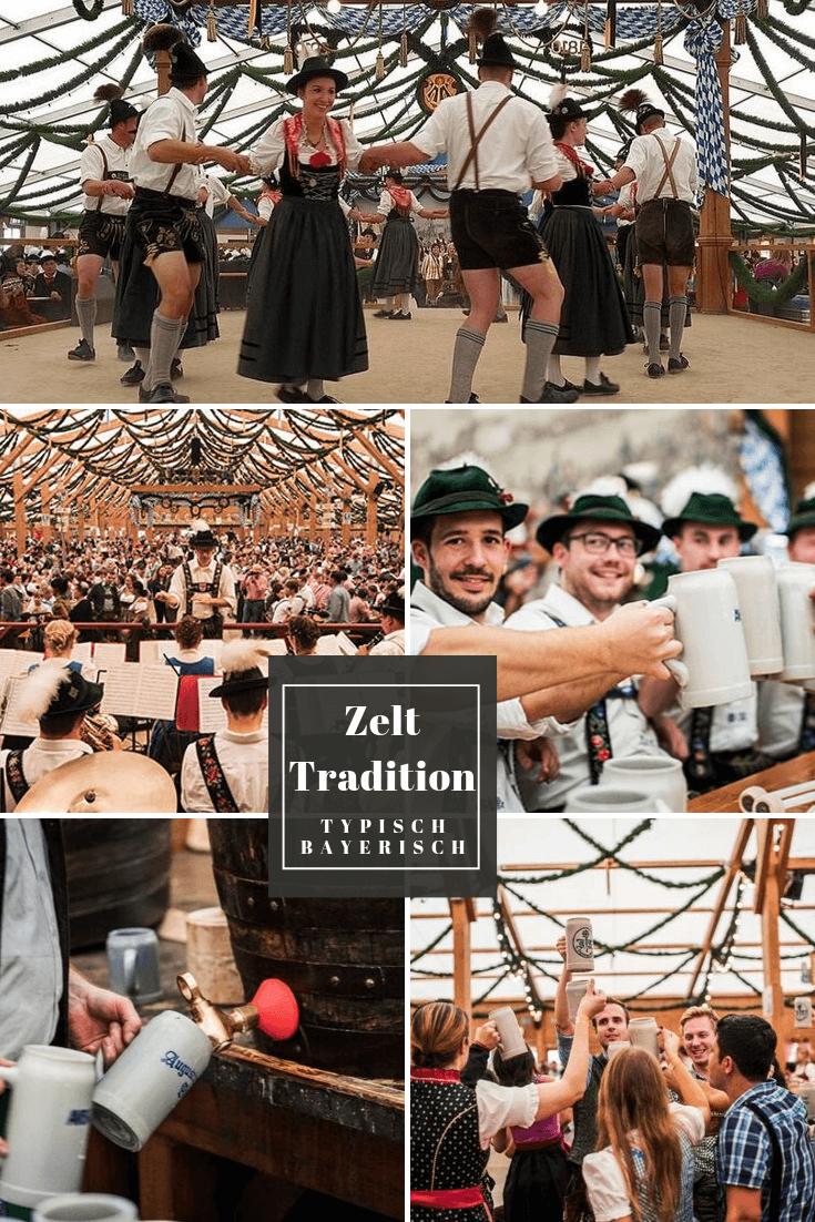 tente Tradition Zelt à oktoberfest de Munich inaugurée en 2010