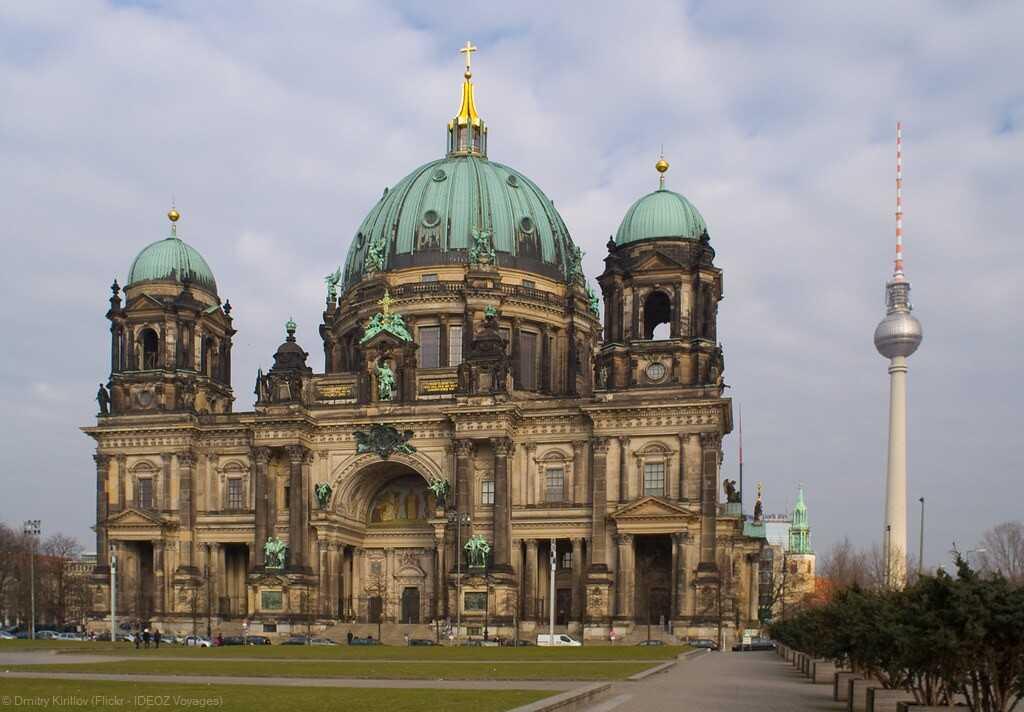 berlin dom cathédrale de Berlin